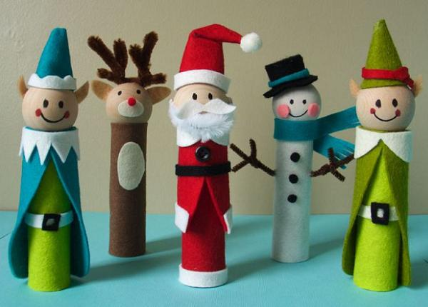 Christmas Crafts for Kids | Kozhikodan for you